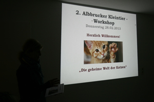 2. Albbrucker Kleintier Workshop